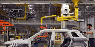 Stabilimento Jaguar Land Rover Brasile