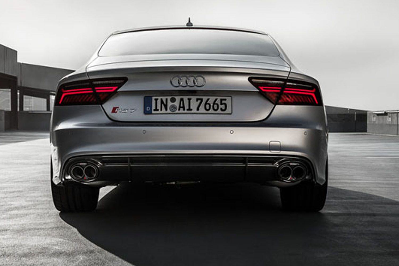Audi RS7 Performance Akrapovic