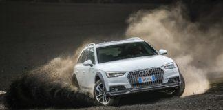Audi A4 allroad quattro ultra