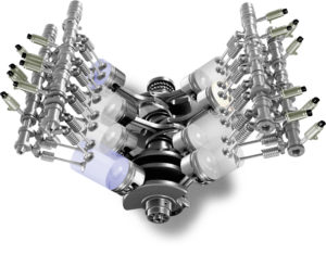 Powerful and efficient – the 4.0 TFSI with COD technology Four cylinders – Constant driving The car is rolling along under low to medium load. Cylinders 2,3,5 and 8 are deactivated. Fuel consumption drops considerably.