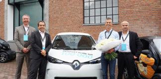 Renault consegna il 100.000° veicolo elettrico