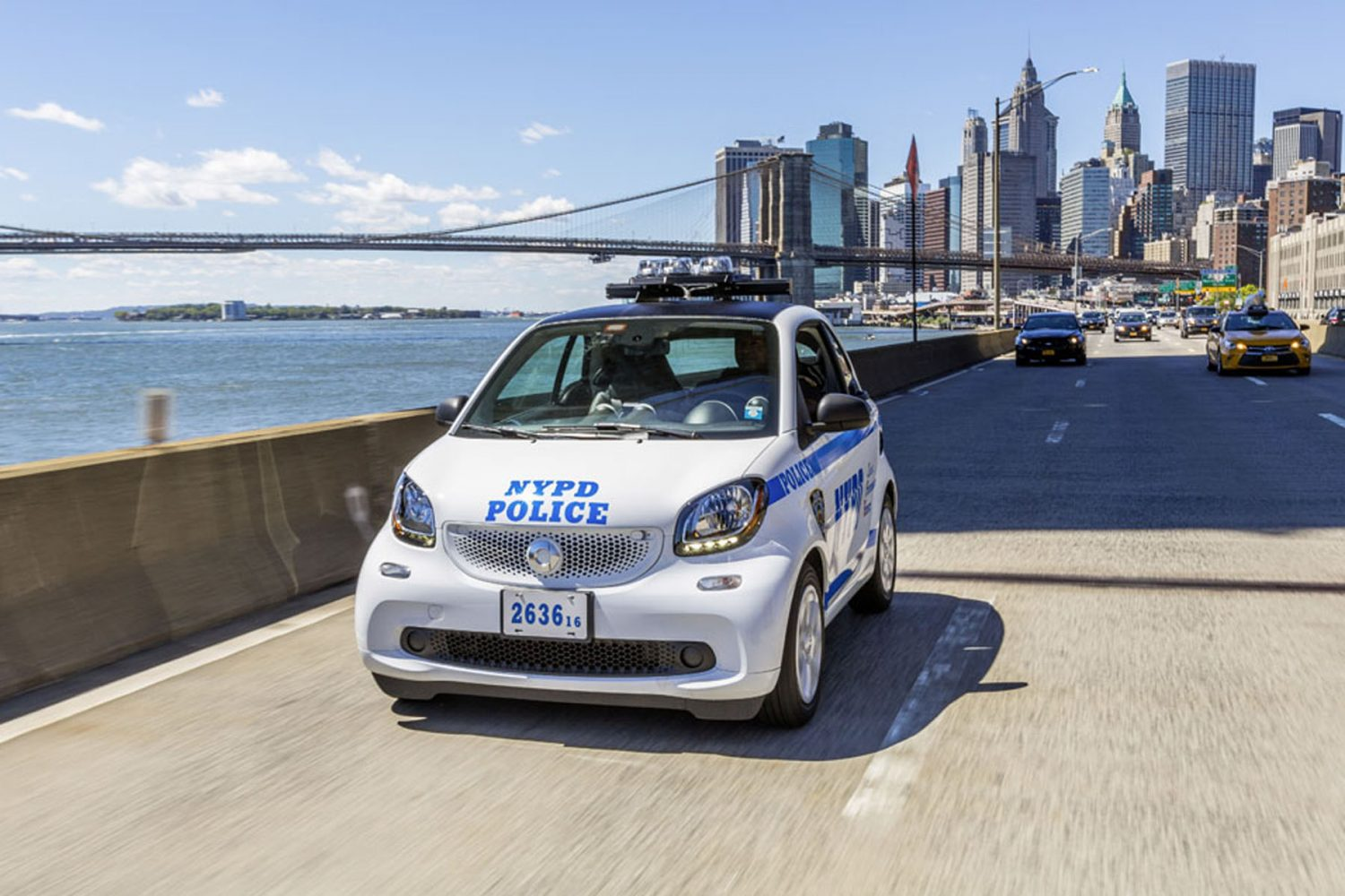 smart fortwo a New York