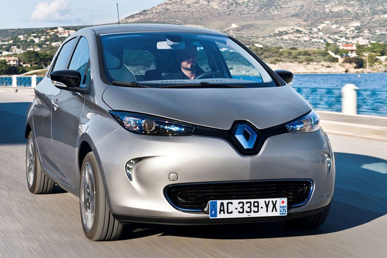 Renault ZOE e Waze