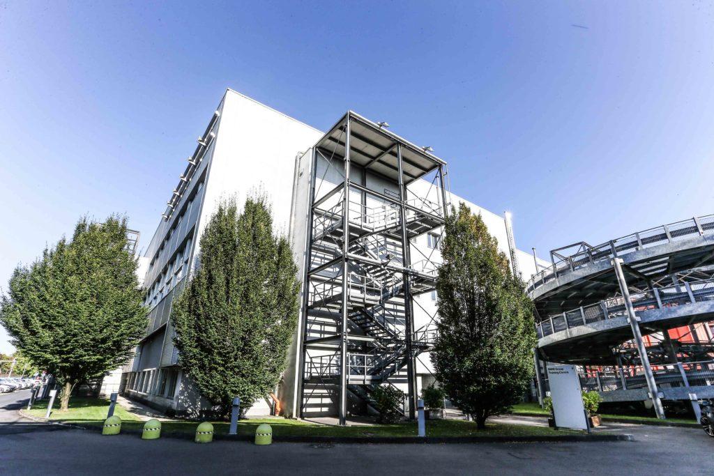 Il BMW Training Centre di San Donato Milanese
