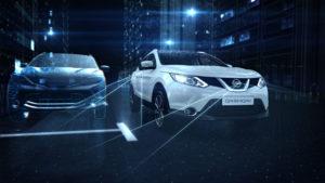 Nissan Around View Monitor