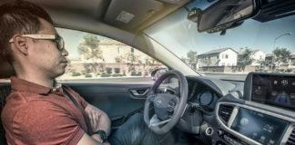 Hyundai e la guida autonoma