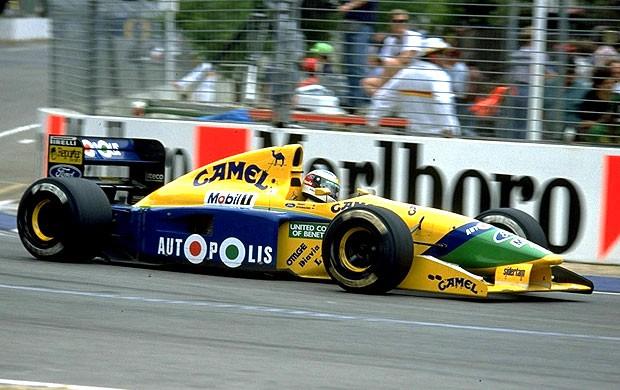 Benetton 0191 (1991)