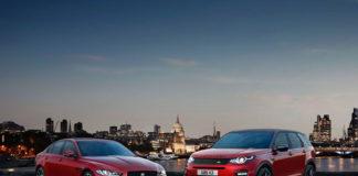 Jaguar Land Rover Winter Tour 2017