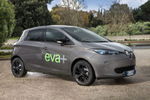 Renault  ZOE EVA+