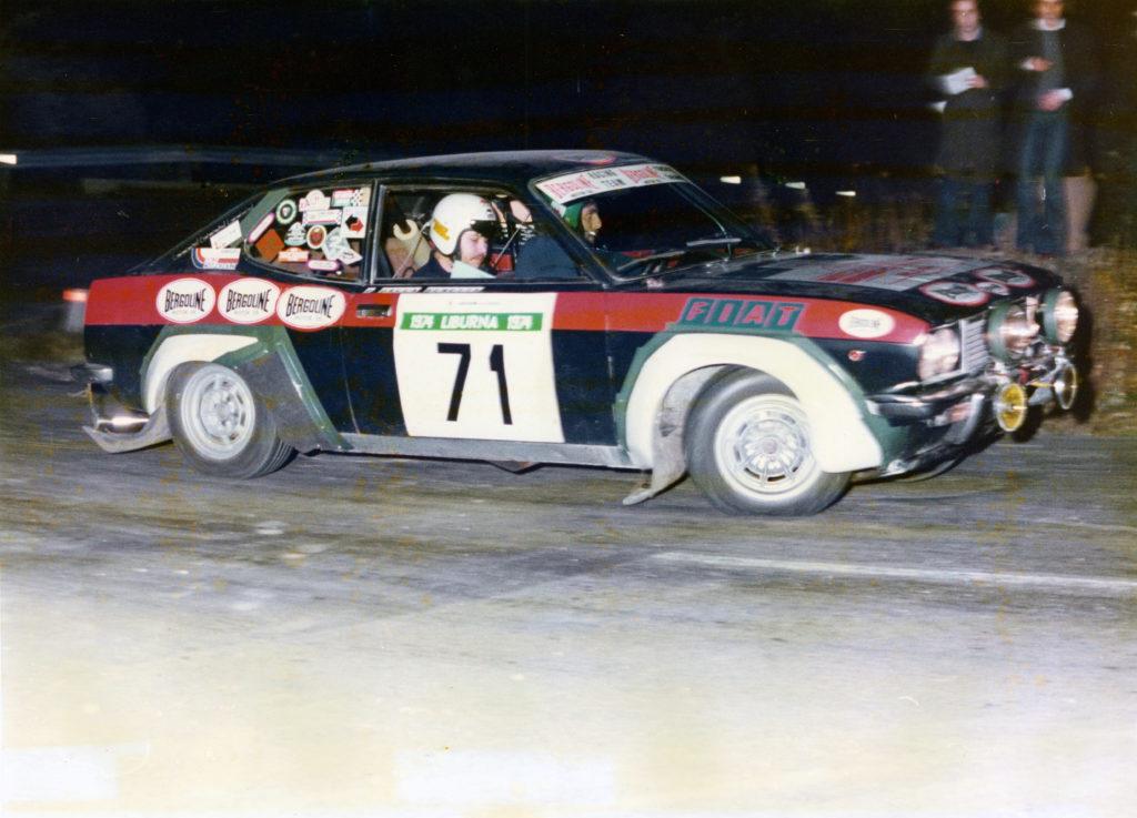 74-11-30.12-1 Dalla Pozza-Dalla Benetta Liburna Rally