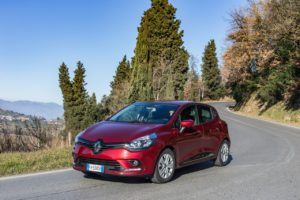 Renault Clio Turbo GPL