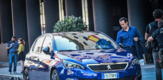 Peugeot Stefano Accorsi web-serie