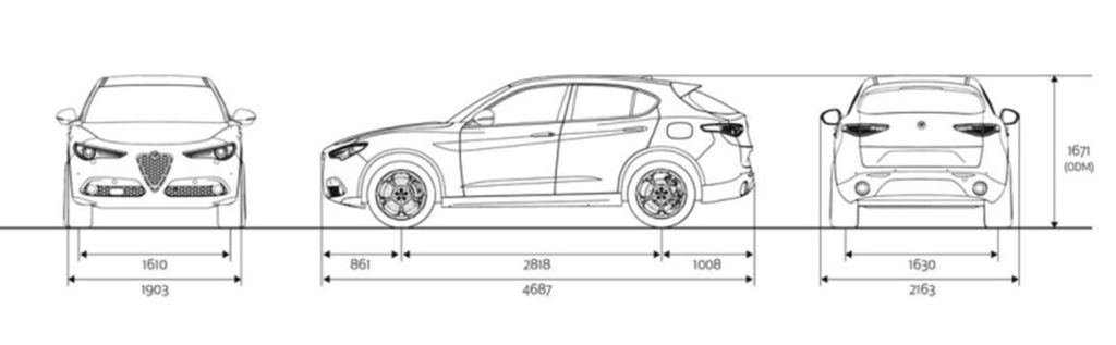 Alfa Romeo Stelvio, analisi tecnica - Auto Tecnica