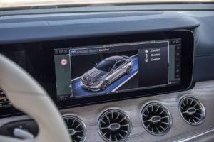 Connettività Mercedes