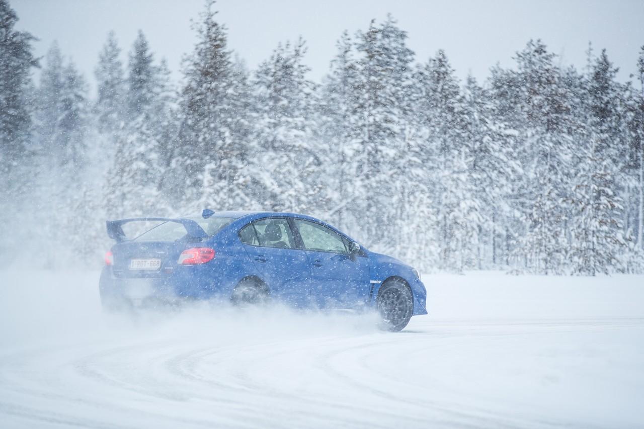 Subaru Symmetrical AWD - Informazioni tecniche