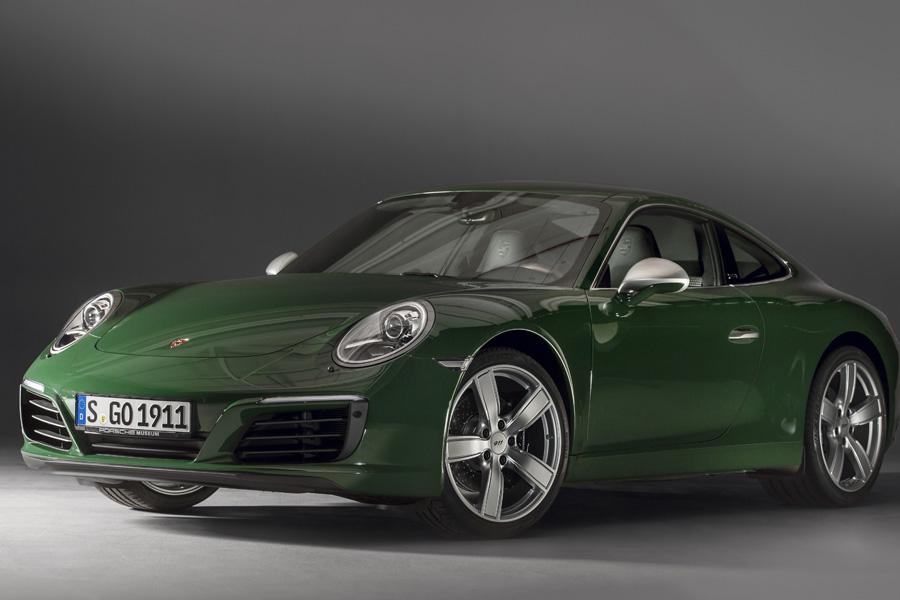 Porsche 911 milionesimo esemplare