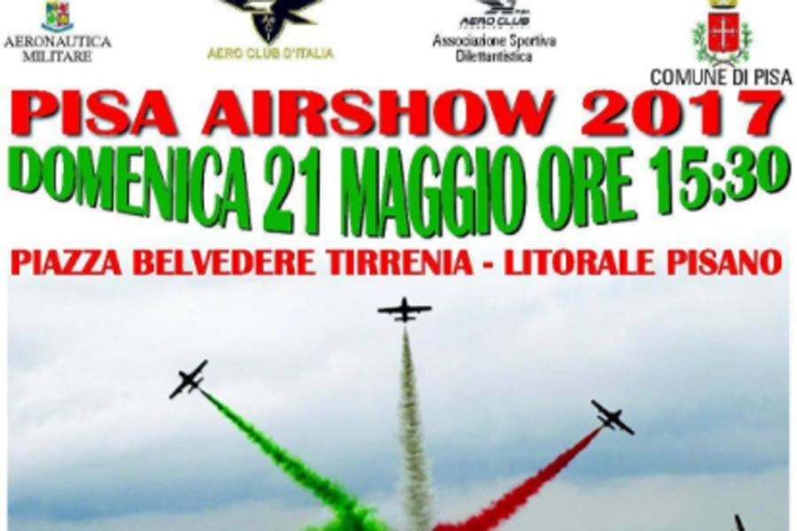 Ford e Air Show Pisa