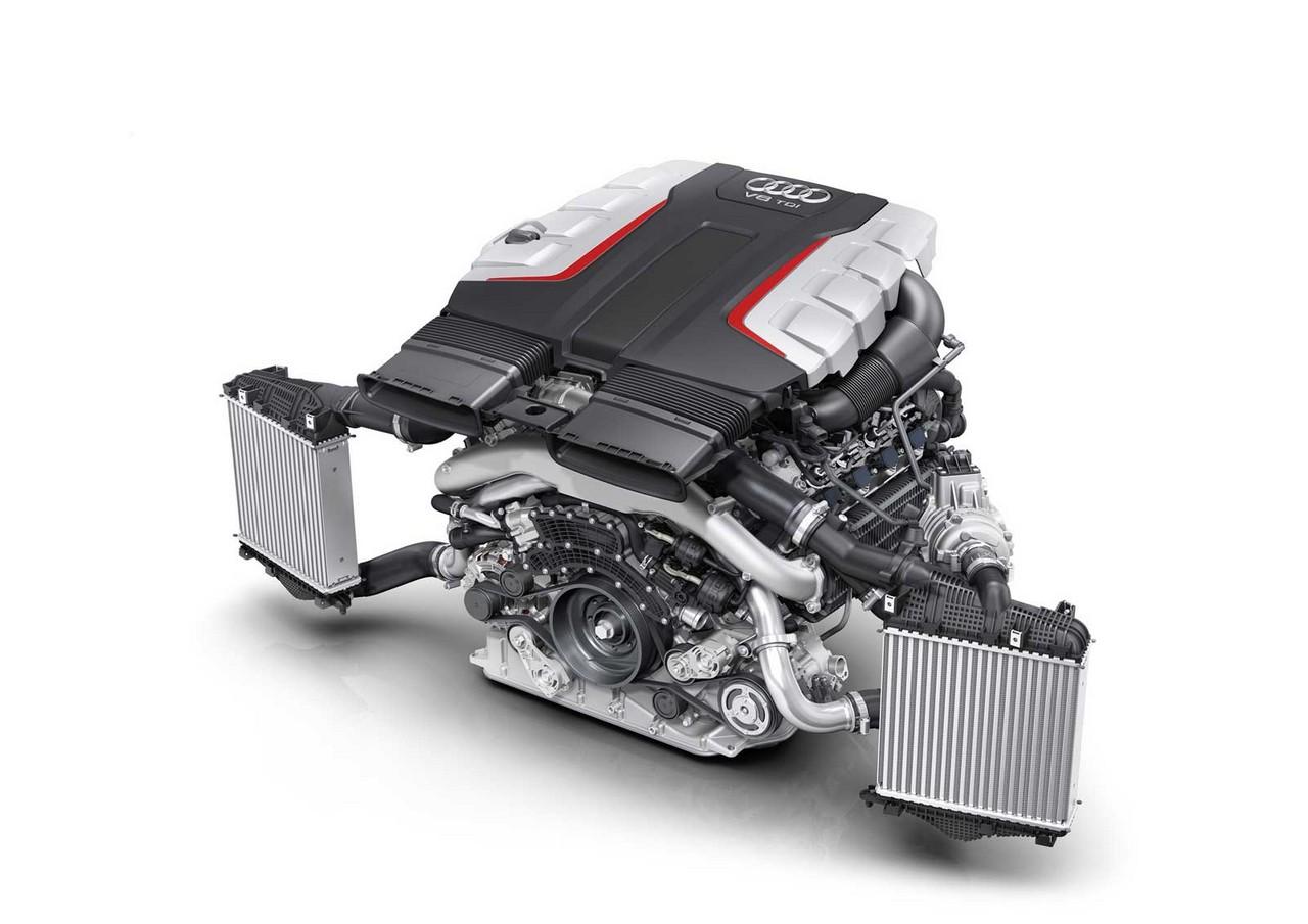 4.0 V8 TDI