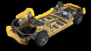 Subaru SGP 2017.