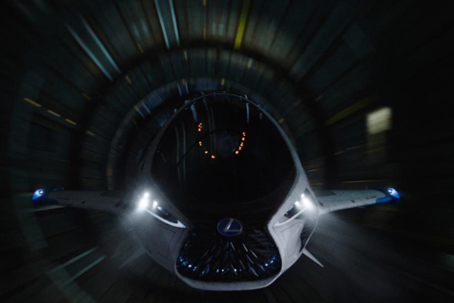 Lexus Valerian Skyjet