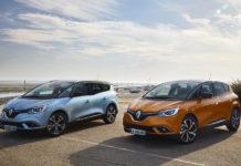 Renault Scénic e Grand Scénic