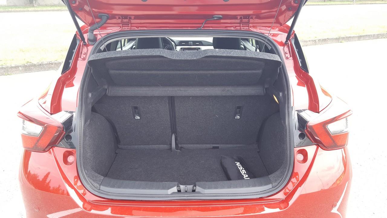 Nissan Micra 0.9 IG-T 90 CV Tekna
