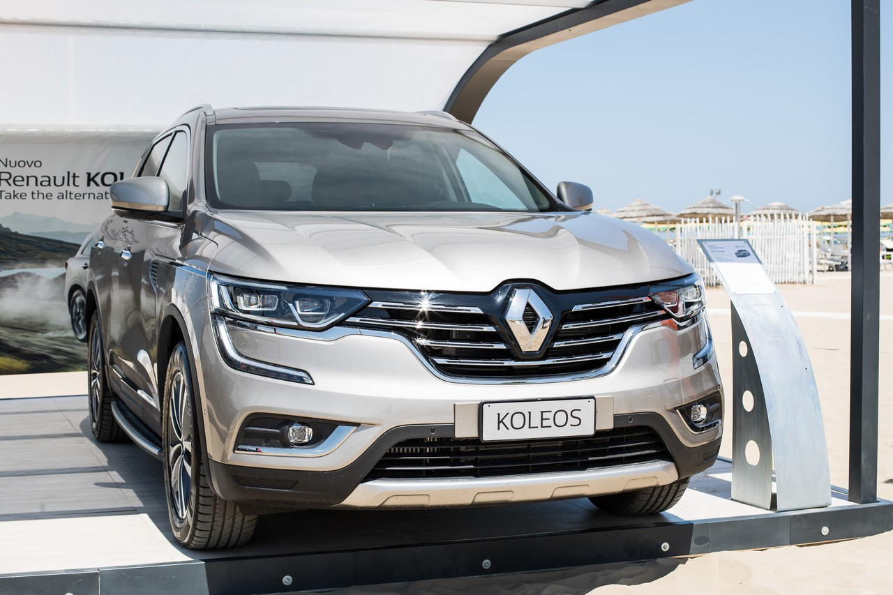 Renault Vertical Summer Tour 2017
