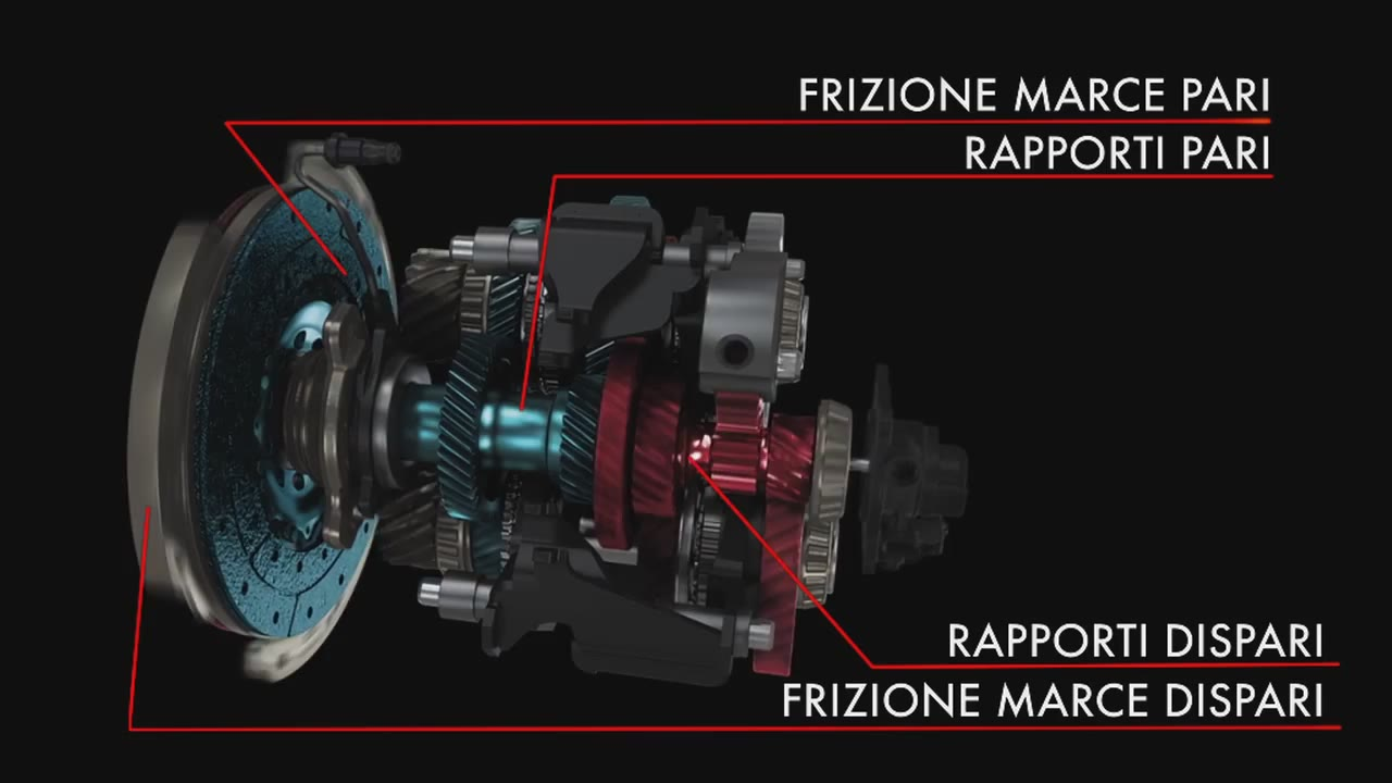 Fiat DCT (Alfa TCT)