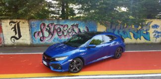 Honda Civic 1.0 Turbo VTEC 129 CV Executive