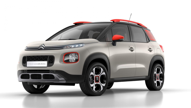 Concorso Citroën C3 Aircross SUVinci