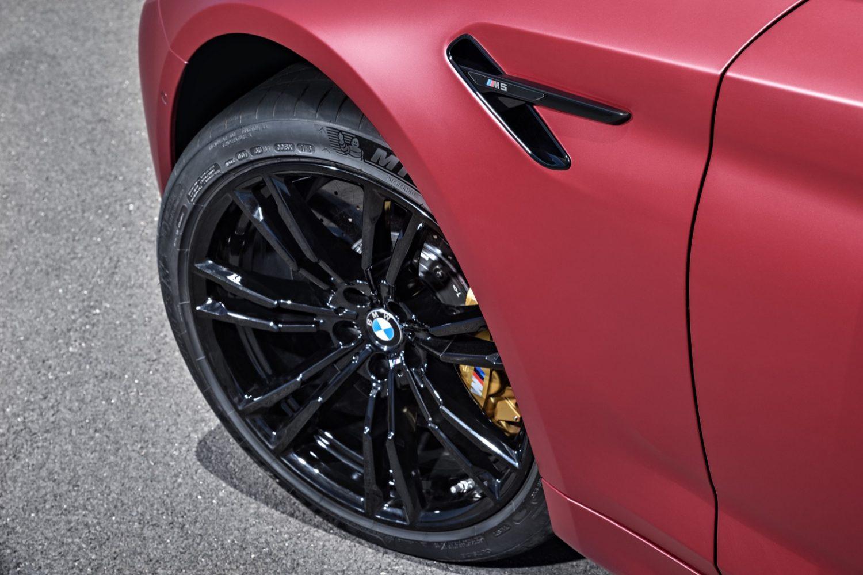 BMW M5 xDrive 2017