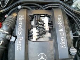Vano Motore Mercedes