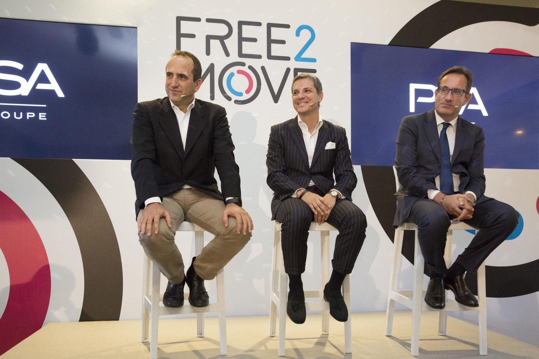 Free2Move Lease: noleggio a lungo termine PSA