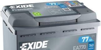 Batterie Exide
