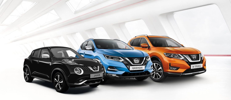 Crossover Nissan