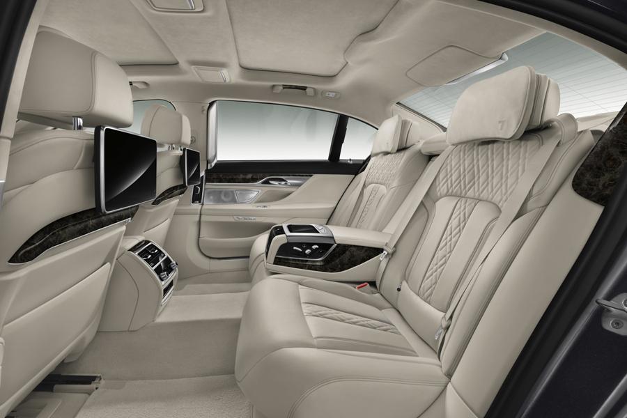 BMW 740 Jahre Edition