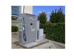 Colonnine ricarica auto elettriche EVA+