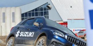 Suzuki al 4x4 Fest