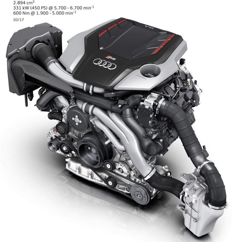 2.9 V6 TFSI