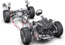 Tecnologia Mild hybrid 48-volt Audi