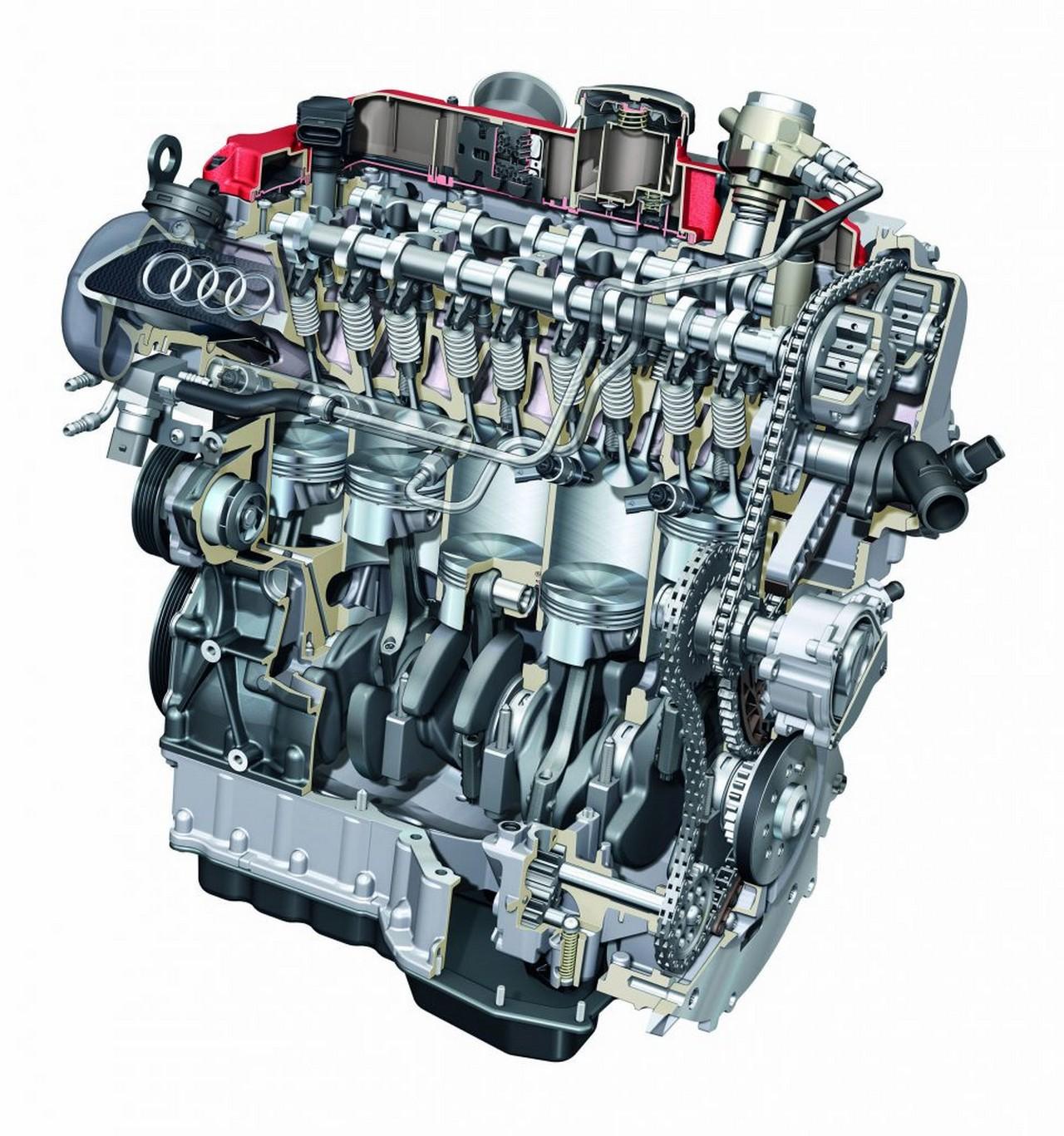 2.5 5 cilindri TFSI