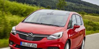 Opel Zafira Navi 4.0 IntelliLink