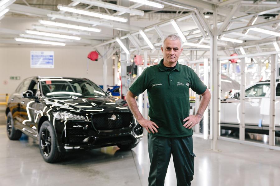 José Mourinho e Jaguar