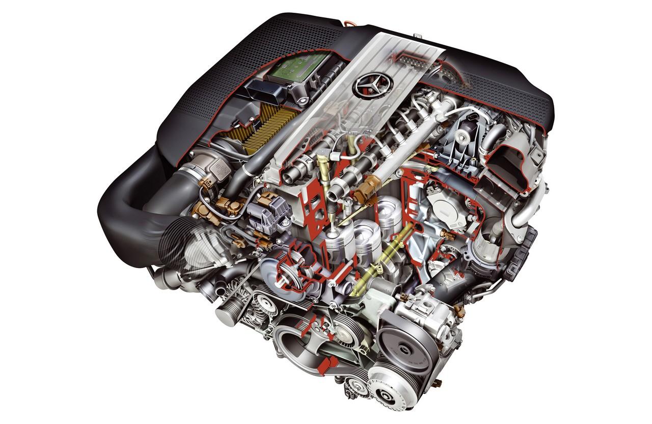 Nuovi diesel Mercedes