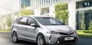 Toyota Prius MY 2018