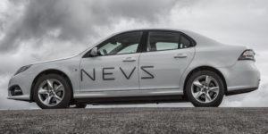 La nuova NEVS 9-3 EV