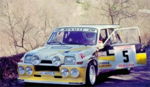 2018 Rallye Monte Carlo