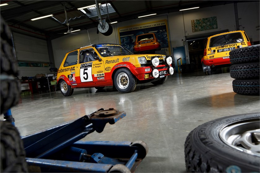 2018 Rallye Monte-Carlo Historique