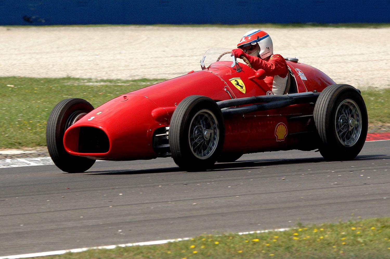 Ferrari Red Passion