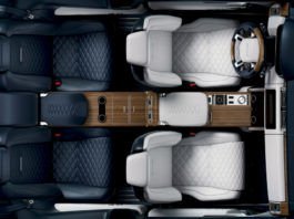 Range Rover SV Coupé Limited Edition